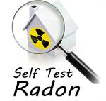 Self Test Radon - Dosimeter